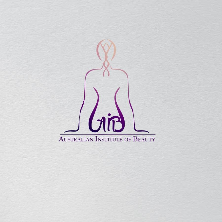 Konkurrenceindlæg #                                        45                                      for                                         Design a Logo for A Beauty Training Academy