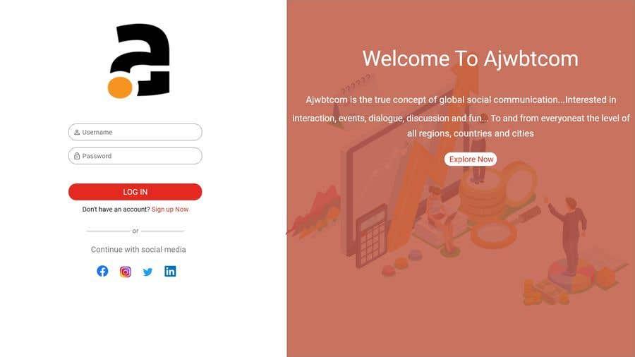 Contest Entry #                                        19                                      for                                         UI Design for web - 27/02/2021 02:12 EST
