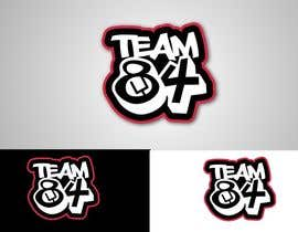 nº 53 pour Design a Logo for Team 84 par Attebasile