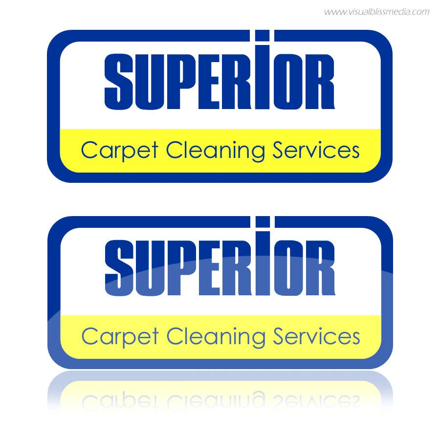 "#31 for Logo Design for ""Superior Carpet Cleaning Services"" by visualbliss"