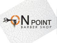 Proposition n° 57 du concours Graphic Design pour Design a Logo for ON POINT BARBER SHOP