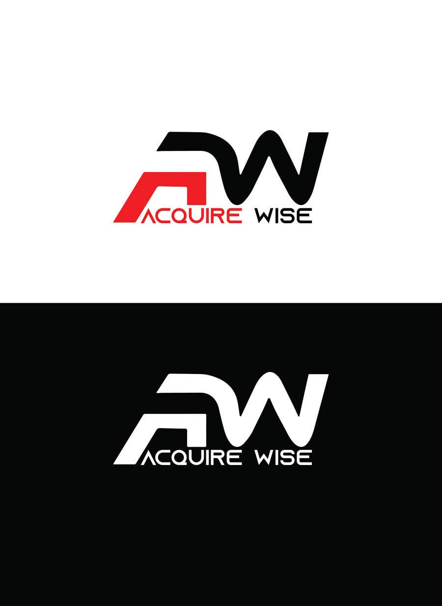 Proposition n°                                        18                                      du concours                                         A logo creating for the business name Acquirewise