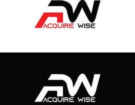 nº 18 pour A logo creating for the business name Acquirewise par ishamsul1478