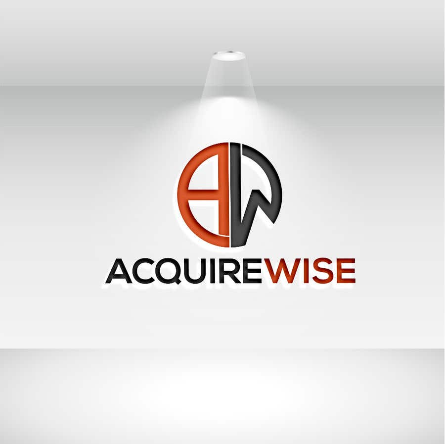 Proposition n°                                        24                                      du concours                                         A logo creating for the business name Acquirewise