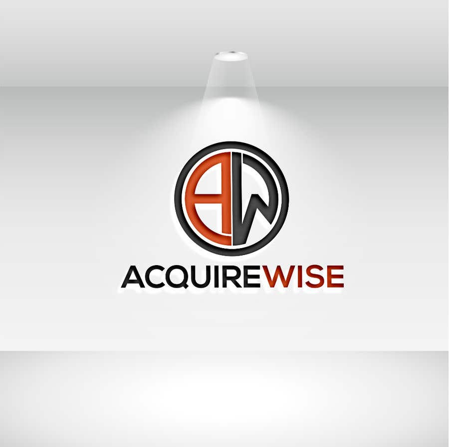 Proposition n°                                        26                                      du concours                                         A logo creating for the business name Acquirewise