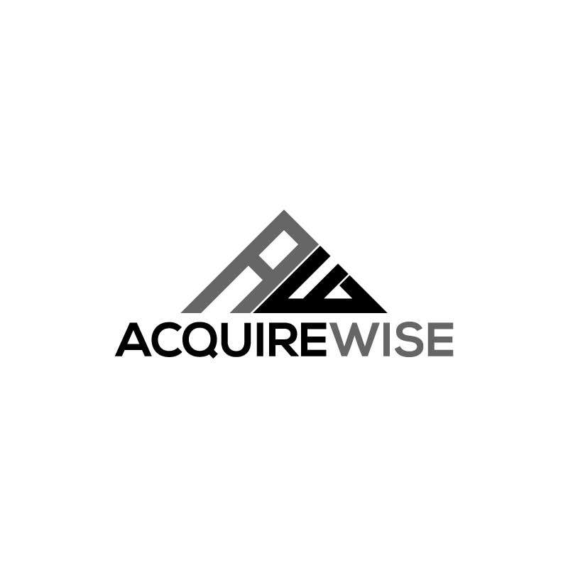 Proposition n°                                        29                                      du concours                                         A logo creating for the business name Acquirewise