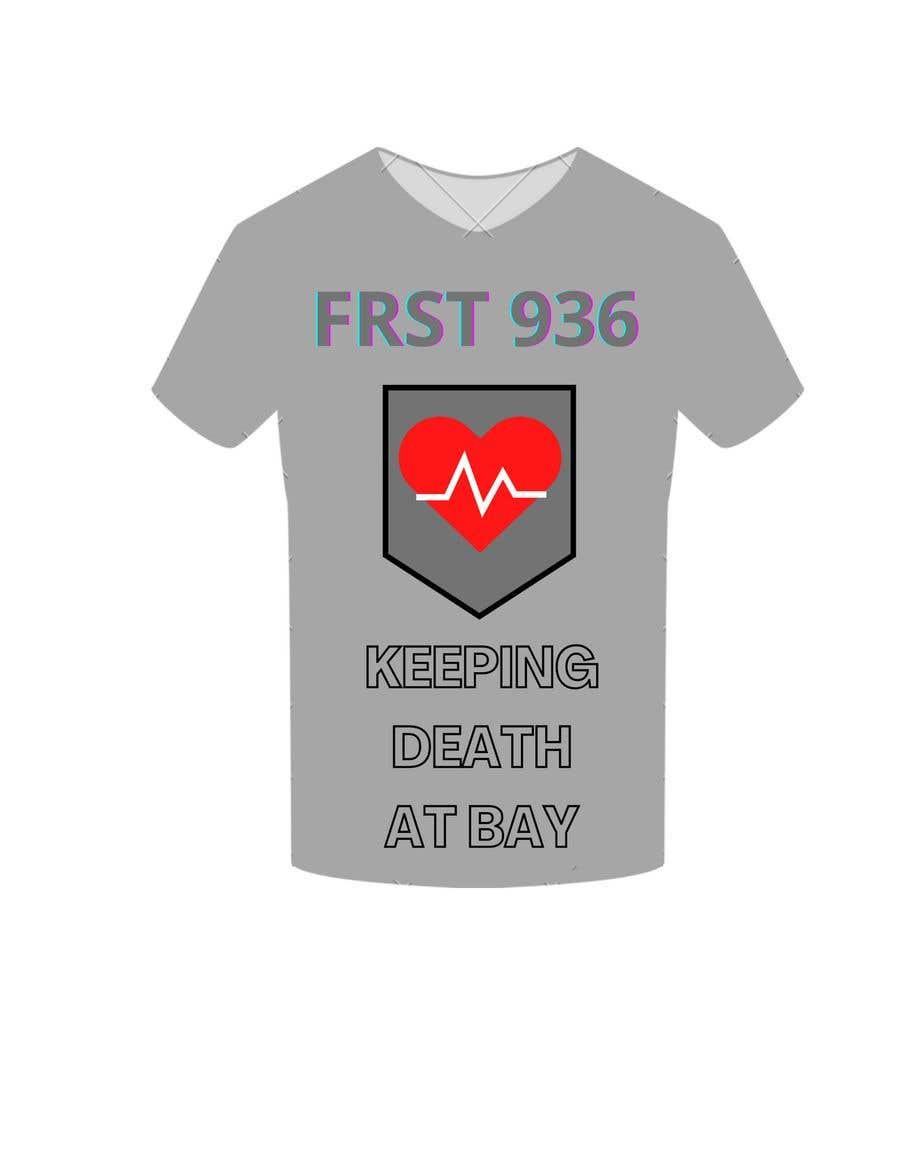 Konkurrenceindlæg #                                        30                                      for                                         936 FRST t shirt
