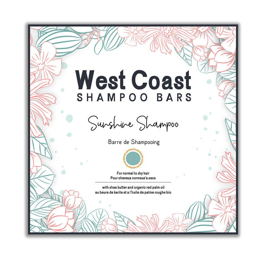 Bài tham dự cuộc thi #                                        22                                      cho                                         I need design help for packaging for shampoo and conditioner bars