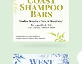 #21 cho I need design help for packaging for shampoo and conditioner bars bởi rajeshrajee611