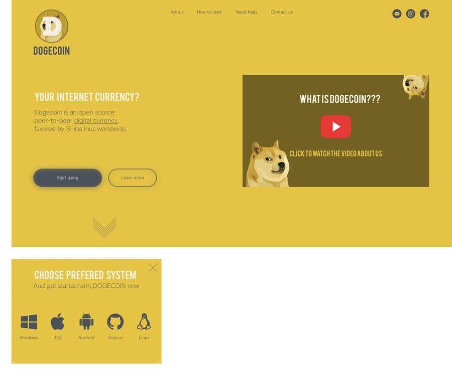 Konkurrenceindlæg #                                        27                                      for                                         Redesign a Landing Page