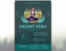 #29 for Design a Pilates and Yoga Studio Flyer af nibirnowshad