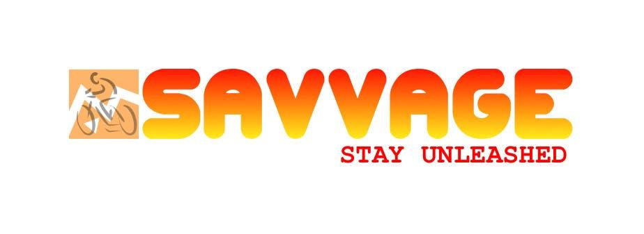 Penyertaan Peraduan #                                        39                                      untuk                                         Logo Design for Savvage
