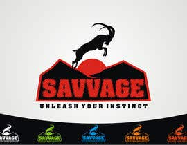 #76 para Logo Design for Savvage por WintryGrey