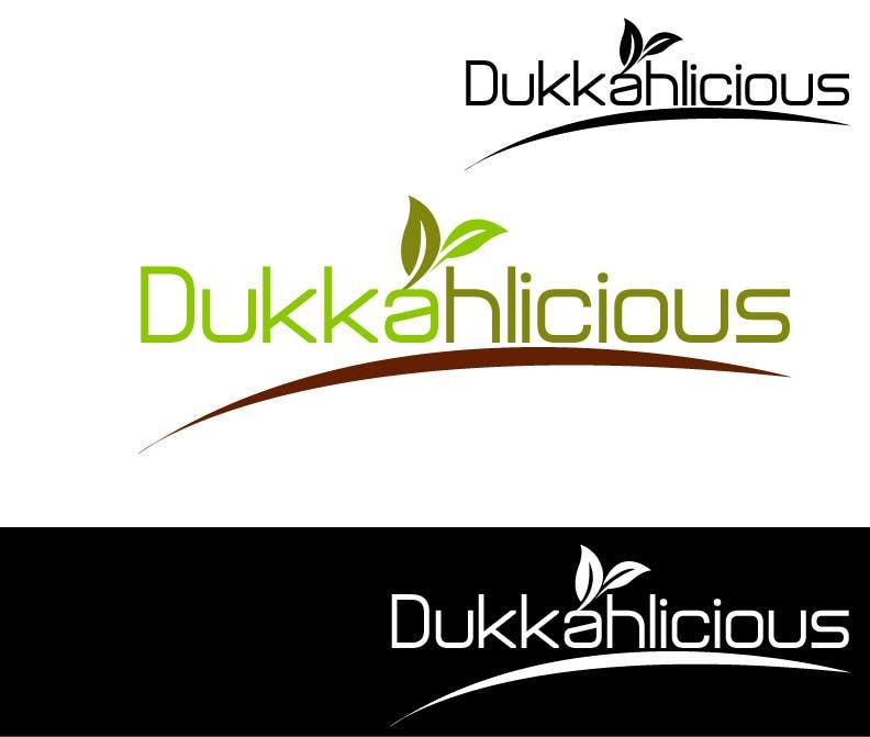 Inscrição nº 20 do Concurso para Logo Design for Dukkahlicious