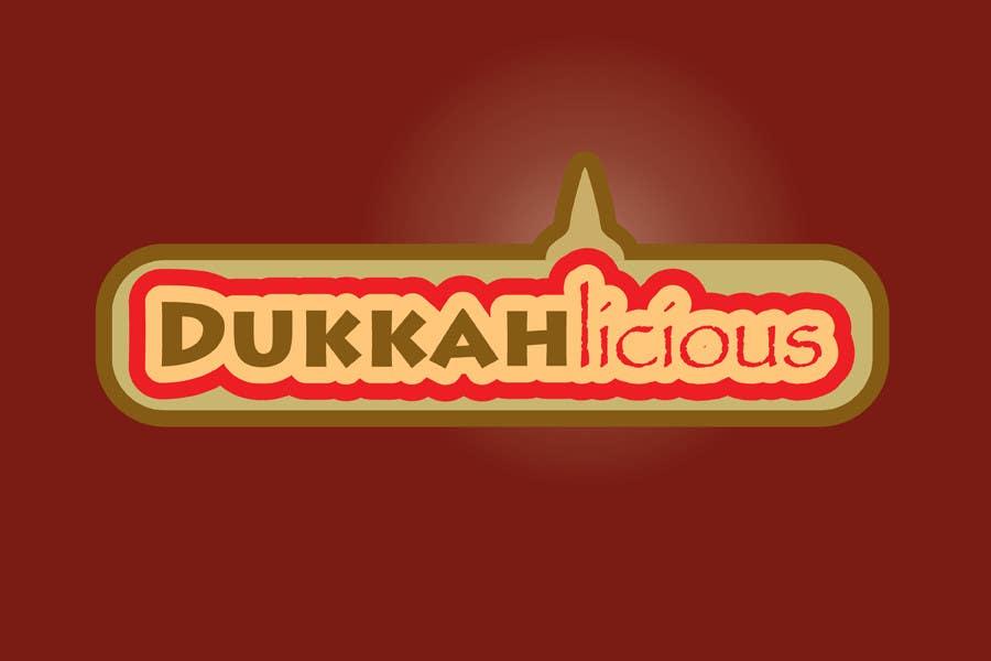 Inscrição nº 25 do Concurso para Logo Design for Dukkahlicious