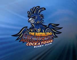 Nro 66 kilpailuun Create a Logo for a rugby team käyttäjältä marstyson76