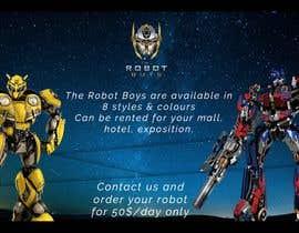 #26 untuk A powerpoint presentation for a (Transformer)Robot company oleh shivamgera13