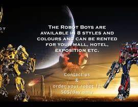 #40 untuk A powerpoint presentation for a (Transformer)Robot company oleh shivamgera13