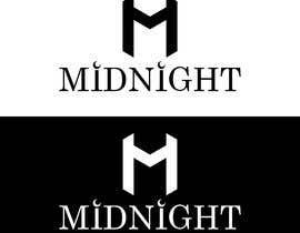 #160 для Design me a Logo for a fashion brand called «midnight» от MDKawsar1998