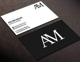 Nro 442 kilpailuun Business Card Design  - 28/02/2021 09:55 EST käyttäjältä kailash1997
