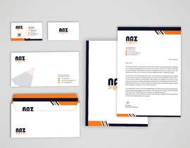 #48 untuk Need Corporate Identity and Stationary Design for a Digital Agency Firm oleh MNTanveer