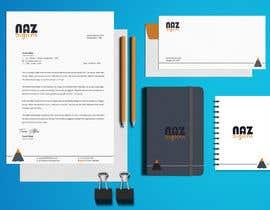 Nro 39 kilpailuun Need Corporate Identity and Stationary Design for a Digital Agency Firm käyttäjältä MonowarAnjum