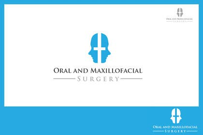 nº 8 pour Logo Design for Oral and Maxillofacial Surgery par iffikhan
