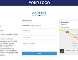 #33 for Single Page Basic Business Info Website by freelancersazal