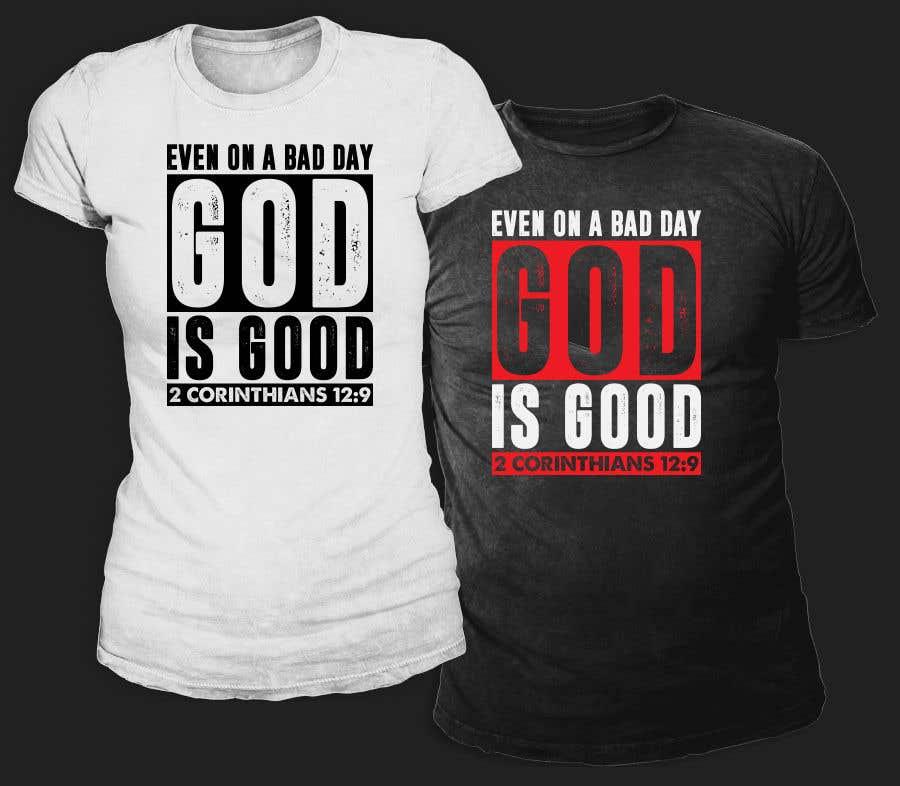 Konkurrenceindlæg #                                        102                                      for                                         Tshirt design needed