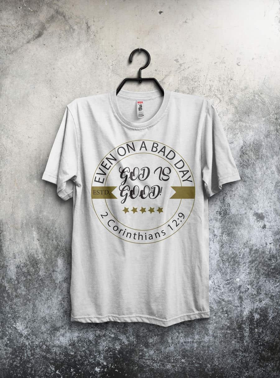 Konkurrenceindlæg #                                        107                                      for                                         Tshirt design needed