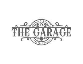 "#193 pentru Vintage Logo.  Name: ""The Garage"" / Est. 1985 Premium Quality/  NJ,USA          Use vintage retro font and create a sharp logo logo inside a shape as shown. Let's see what we can do. de către mdabdullahalma29"