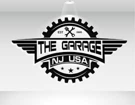 "#176 pentru Vintage Logo.  Name: ""The Garage"" / Est. 1985 Premium Quality/  NJ,USA          Use vintage retro font and create a sharp logo logo inside a shape as shown. Let's see what we can do. de către mdhabibullahh15"