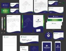 azahermia tarafından want business card , letter head & envelop design for my company için no 63