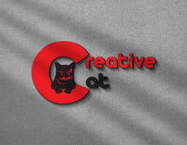 #55 pentru Creative Logo for Creative cat de către idealsohag