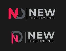#128 untuk New Developments Logo oleh Morsalin05