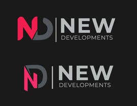 #128 cho New Developments Logo bởi Morsalin05
