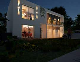 #19 for One house rendering by Lennon1234