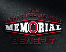 "#12 cho The event name is ""The Travis Fullenkamp Memorial Benefit"".  The theme of this event is Ohio State. Please incorporate the attached file into the logo. Colors should be gray, white, black and red. bởi histhefreelancer"