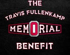 "#20 cho The event name is ""The Travis Fullenkamp Memorial Benefit"".  The theme of this event is Ohio State. Please incorporate the attached file into the logo. Colors should be gray, white, black and red. bởi akterlaily2005"