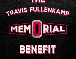 "#26 cho The event name is ""The Travis Fullenkamp Memorial Benefit"".  The theme of this event is Ohio State. Please incorporate the attached file into the logo. Colors should be gray, white, black and red. bởi akterlaily2005"