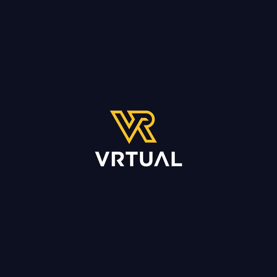 """Intrarea #                                        58                                      pentru concursul """"                                        logo for my business - VRtual                                     """""""