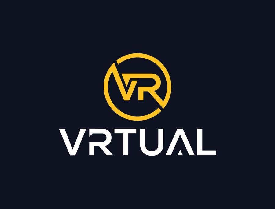 """Intrarea #                                        131                                      pentru concursul """"                                        logo for my business - VRtual                                     """""""