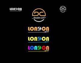Nro 493 kilpailuun Logo for DC London Art käyttäjältä sukeshroy540