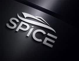 Nro 45 kilpailuun Create a logo for a yacht named Spice + Find the right Font and color for the name at the back of the yacht käyttäjältä halema01