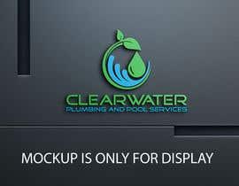 #24 untuk Logo for New Division of Residential Plumbing and Pool Service oleh riad99mahmud