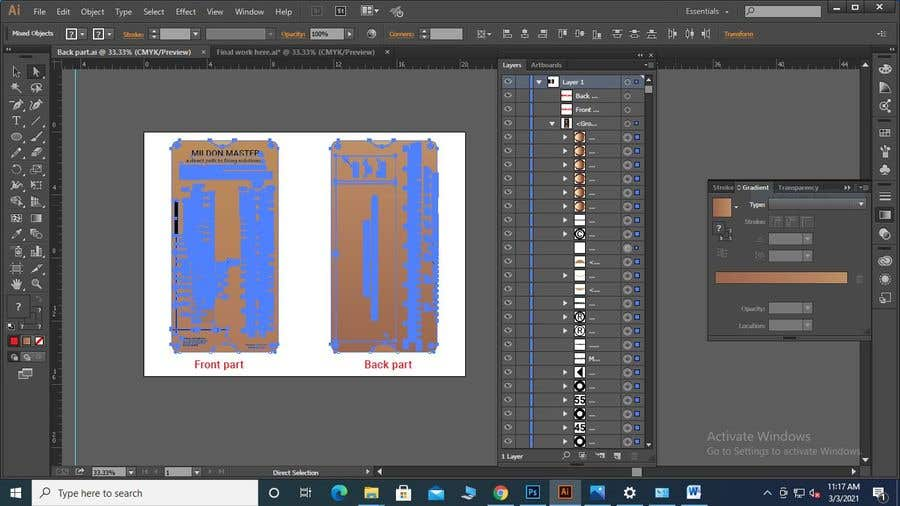 Kilpailutyö #                                        12                                      kilpailussa                                         Make Editable Adobe Illustrator File for New Product