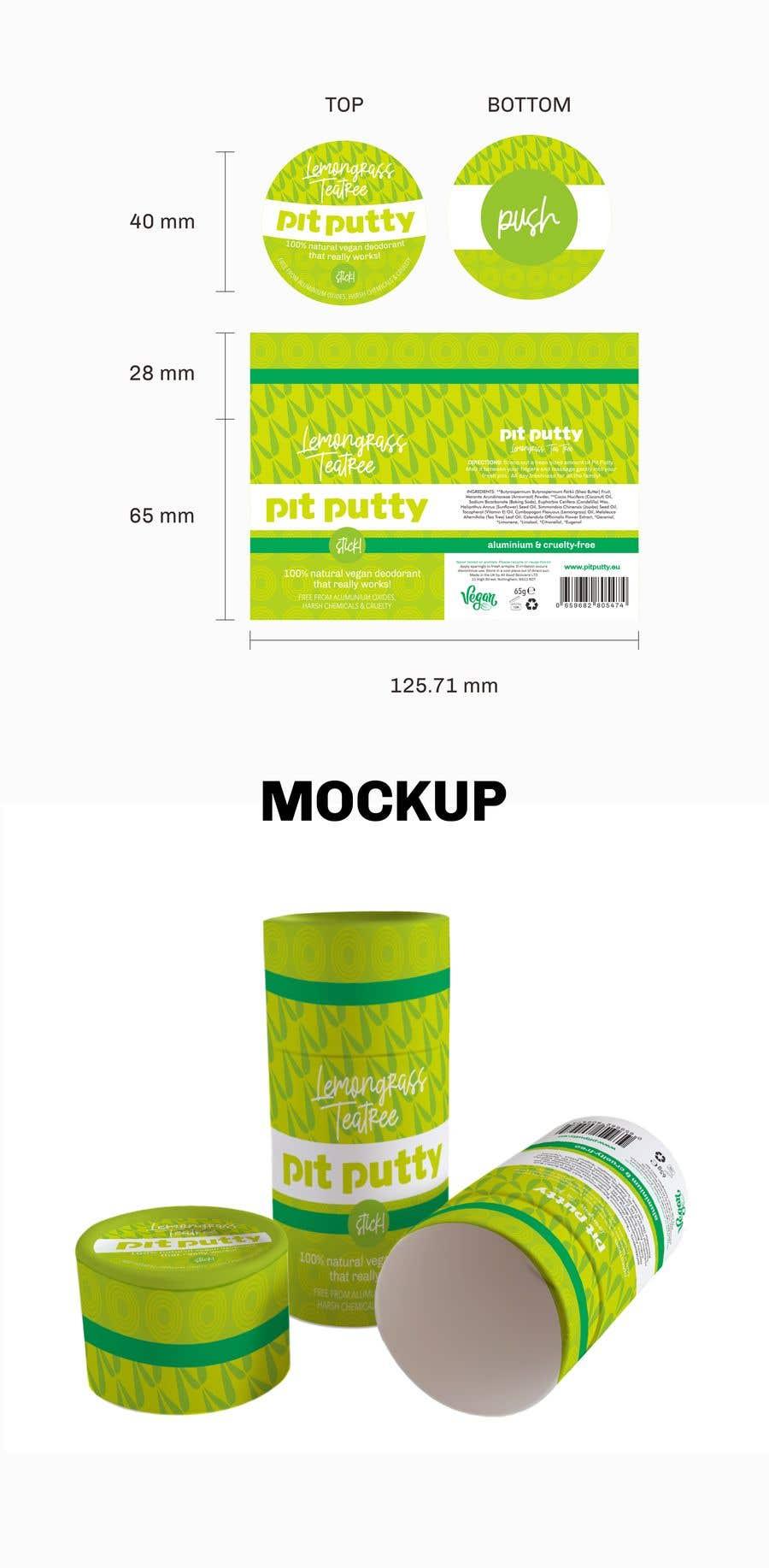 Penyertaan Peraduan #                                        2                                      untuk                                         Update our product packaging - graphic design
