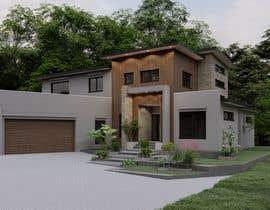 #66 para Contest to redesign home facade por vadimmezdrin