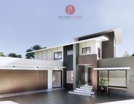 #30 para Contest to redesign home facade por intan3113