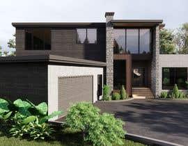 #64 para Contest to redesign home facade por Deniahmad35